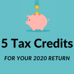 Five Tax Credits