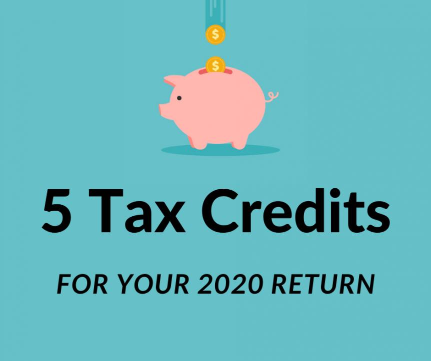 Five Tax Credits