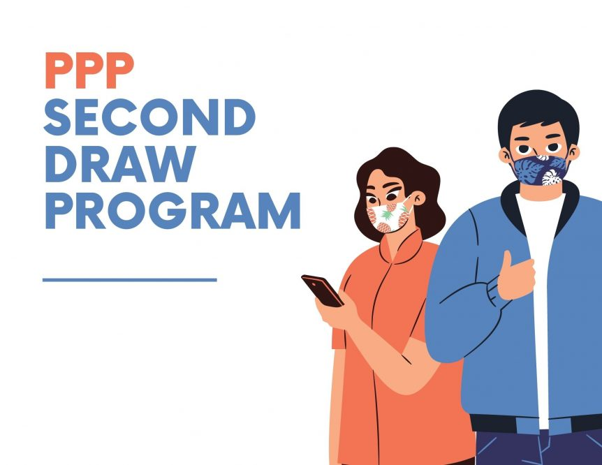 PPP Second Draw Program Application